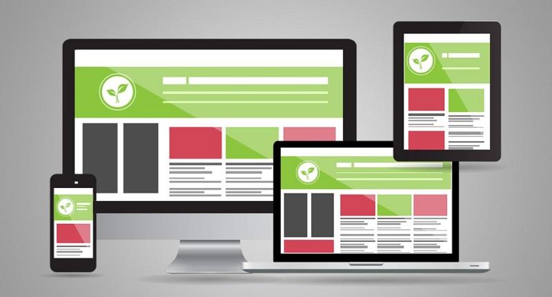 Как сделать сайт адаптивным для разных разрешений интернет реклама виды видео
