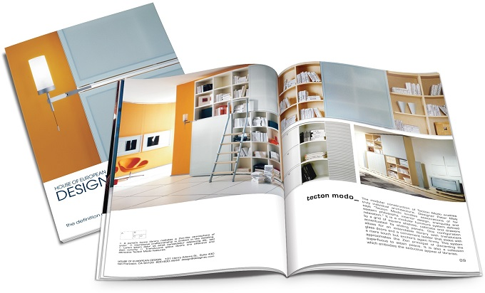 шаблон каталога товаров pdf