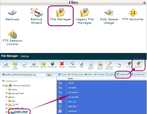 Как перенести файл на новый хостинг урал хостинг