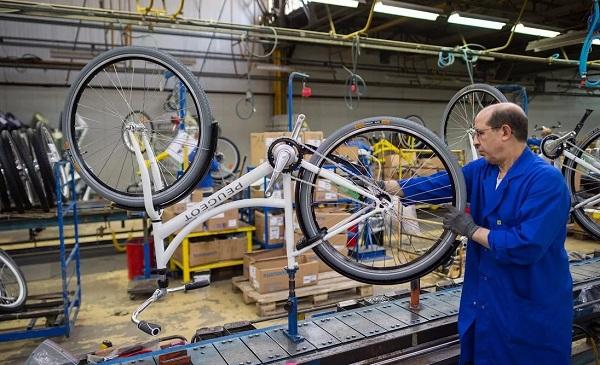 Производство велосипедов_интересные бизнес-идеи