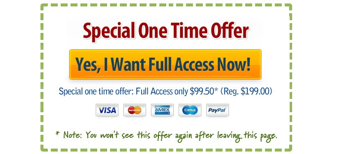 Что такое upsell_One Time Offer